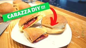 Carazza Mini-Pizza-Taschen