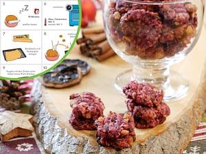 Rote-Bete-Cookies